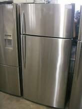 Stainless Steel Fisher & Paykel 517 Litre Fridge Freezer Tennyson Point Ryde Area Preview
