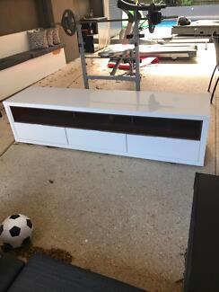 TV cabinet near new