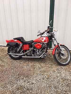 1980 Harley-Davidson Other  1980 Harley Davidson Sturgis Model Motorcycle