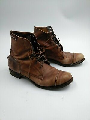 16dffe88bbac Dehner Custom Boots Women's Size 9.5 AA Brown Leather Ankle Boot riding  Made USA
