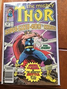 Comic The Mighty Thor 400th issue