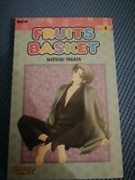 """Manga """"Fruit Basket"""" Band 4 von Natsuki Takaya Nordrhein-Westfalen - Gelsenkirchen Vorschau"""
