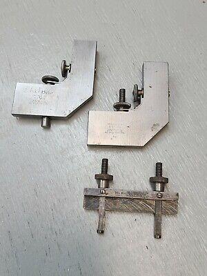 Lufkin Rule Co. Rule Clamps Machinist Tools 2 18b 8