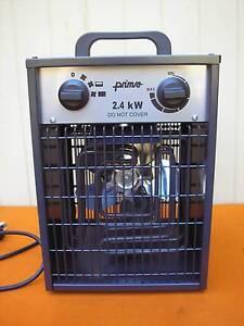 Workshop Heater 2.4 Kw Maroubra Eastern Suburbs Preview