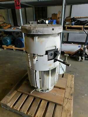 Westinghouse Electric Motor Vertical 100 Hp 3555 Rpm 460 V 3 Ph 400vp Frame