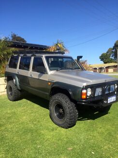 Gq Nissan patrol rebuilt tb42 turbo Wanneroo Wanneroo Area Preview