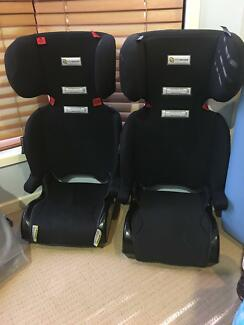 2 x Child car seats $50