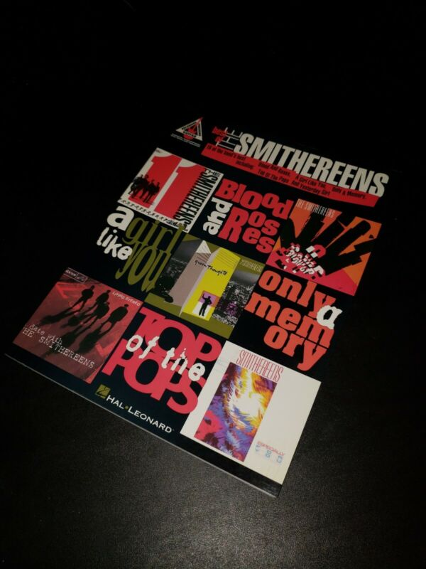 SMITHEREENS GUITAR TAB / TABLATURE / BEST OF THE SMITHEREENS / GUITAR SONGBOOK