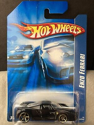 Hot Wheels Ferrari Enzo  w/Gold Faster than Ever Wheels 2006 #194