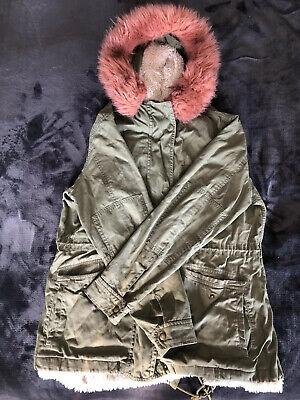 Ladies XL Gap Parka Coat.