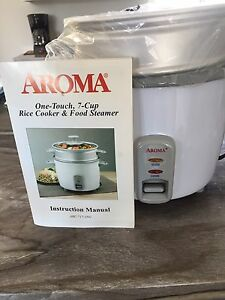 Brand New Rice Cooker & Streamer For Sale