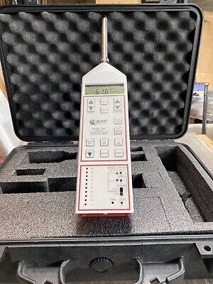 Quest Technologies Model 1900 Integratinglogging Sound Level Meter Dosimeter