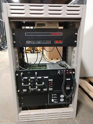 Ge Ericsson Ma-com Mastr 3 Iii 800 Mhz High Power 100w Repeater Base Station