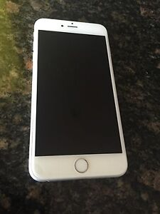 IPhone 6 Plus 2 years young unlocked great condition 128gb silver Quakers Hill Blacktown Area Preview