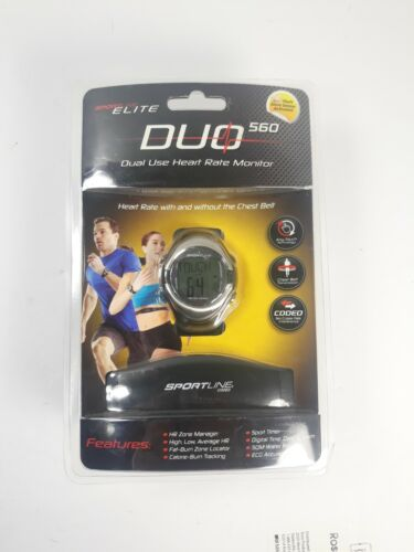 new elite duo 560 dual use heart