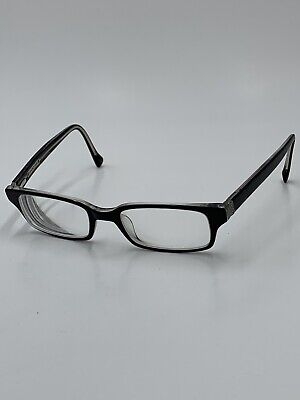 LUCKY BRAND Lucky You  Black Eyeglasses Frames 49-18-140 Prescription (Make Sunglasses Prescription)