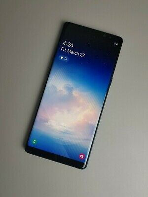 Samsung Galaxy Note8 SM-N950 64GB - Blue (Unlocked) *Very Good condition*