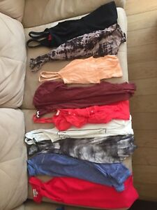 Lot of women clothes!
