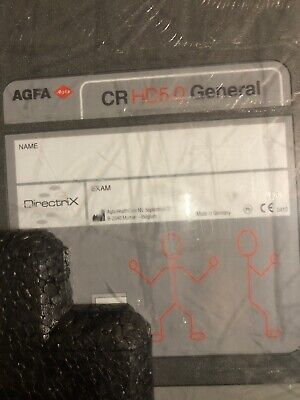 Agfa Hd 5.0 Cassette 35x43cm New