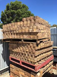 Second hand brick joining pavers Largs North Port Adelaide Area Preview