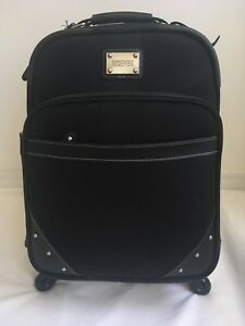 Authentic Kenneth Cole Black Luggage Carry On - NEW with tags