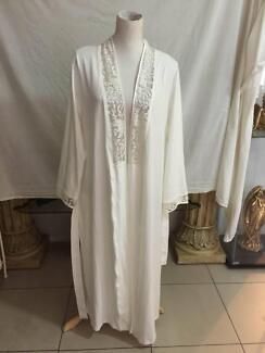 New Yours Sincerely Luxe L/Sleeve Lounge Wrap / Dressing Gown 14