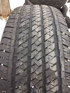 P255/70R17 Bridgestone duel or H/T set of four tires.