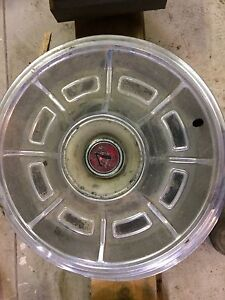 Cougar XR7 wheel covers