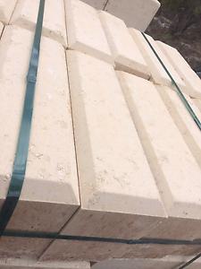 Limestone bevelled blocks Success Cockburn Area Preview