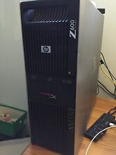 Hewlett Packard Z600 high performance workstation PC/gaming Broadmeadow Newcastle Area Preview