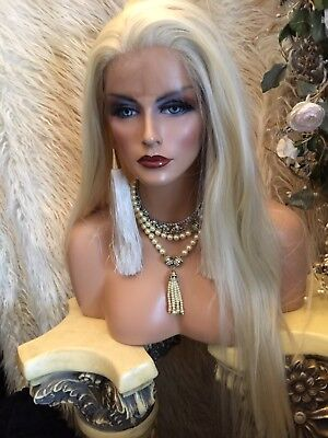 Light Blonde Multiple Style Lace Front 32