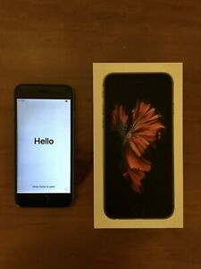 iPhone 6s 32gb, perfect condition, unlocked