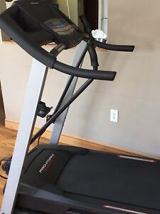 Pro form crosswalk 397 treadmill