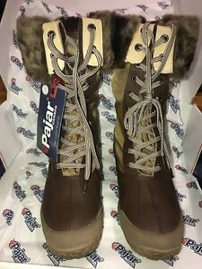 Brand New Authentic Pajar Women's Winter boots US size 10