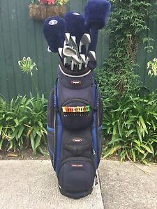 Spalding Men's golf clubs, full set Rosanna Banyule Area Preview
