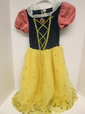 Disney Store Snow White Dress Up Halloween Costume - Disney Snow White Dress Up