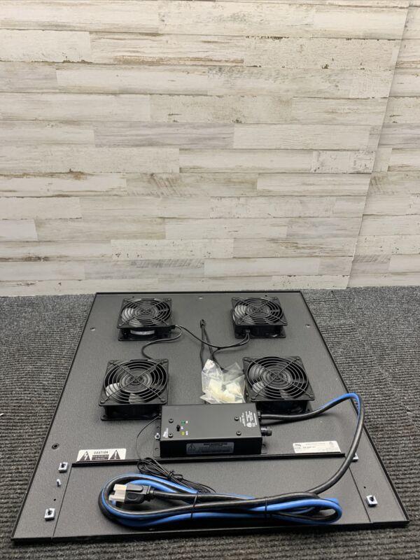New Middle Atlantic MW-4QFT-FC Fan Top w/Controller