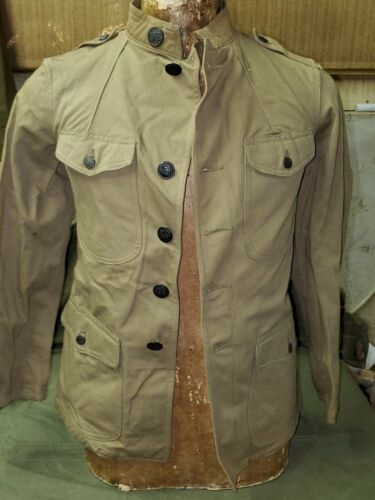 WWI US Army Summer Tunic