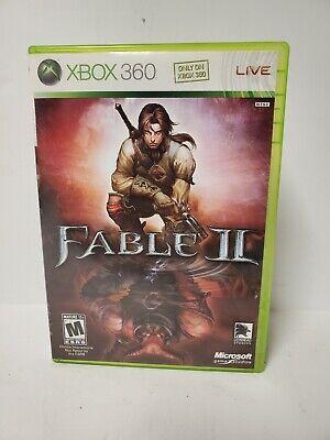 Fable 2 (Xbox 360) COMPLETE with Book - EXCELLENT comprar usado  Enviando para Brazil