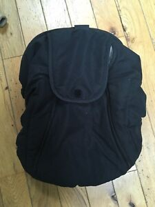 Winter/cold weather infant car seat cover
