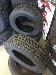 195/65R15 studded winter tires. NEW