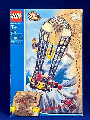 2003 Lego Orient Expedition 7415 Aero Nomad (118 pcs) - NEW