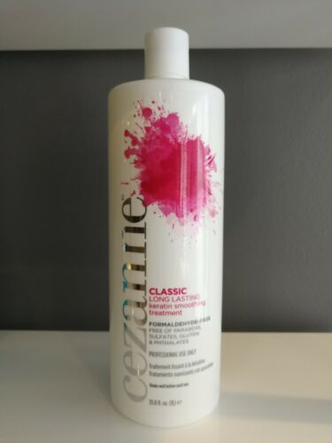 classic long lasting keratin smoothing treatment 1l