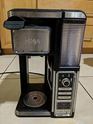 Ninja Coffee Bar Single Serve (Ninja Coffee Bar Single Serve Coffee Bar System)