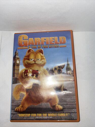 Garfield A Tail Of Two Kitties DVD, 2006 - - $3.00