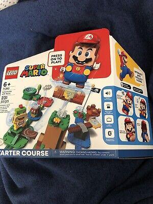 LEGO Super Mario Adventures Mario Starter Course 71360 *New* in Hand *Ships Now*