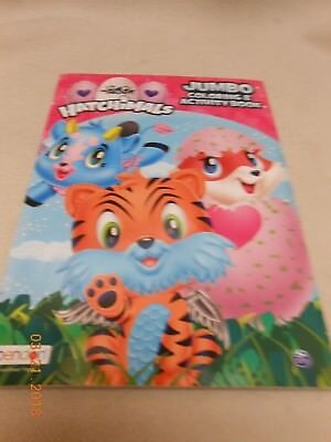New Hatchimals Jumbo Coloring   Activity Book 96 Pages Kids Stocking Stuffer
