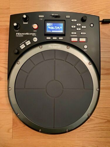 Roland HandSonic HPD-20 Digital Hand Percussion Pad Great Condition