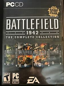 Battlefield 1942 complete collection PC games