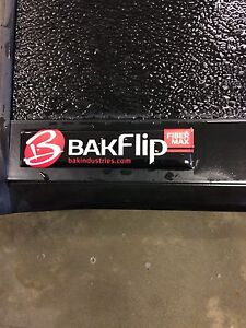 Hard Folding Tonneau Covers (BAKFlip)